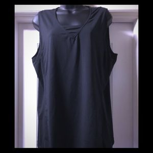 Never worn Reebok sleeveless workout top